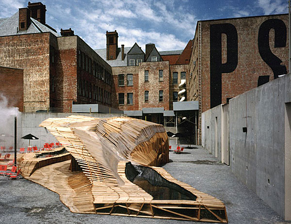 Dunescape, SHoP Architects, 2000
