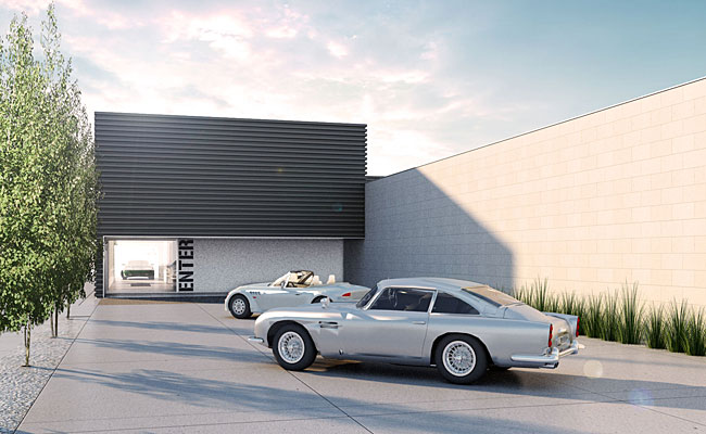 The foundation envisions the museum as a national tourist destination that will attract more than 20,000 people per year. All of the automobiles slated for display were featured in movies based on Ian