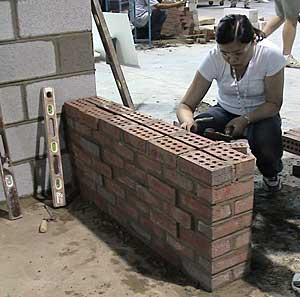 Masonry Camp for Architects