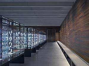 David Chipperfield Architects' Museum of Modern Literature