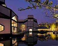 The Suzhou Museum, designed by I.M. Pei Architect