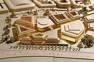 The Zaryadye project in Moscow