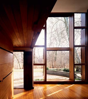 Louis Kahn-Designed House