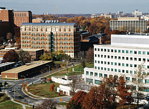 The bill includes $500 million for modernization of the NIH campus.