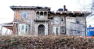 Garrett-Dunn House in Philadelphia