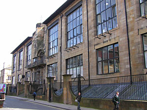 Charles Rennie Mackintosh's 1898 masterpiece
