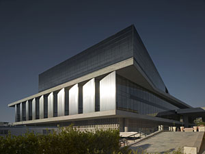 The New Acropolis Museum officially opens on June 20.