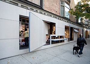 New York's Storefront for Art & Architecture