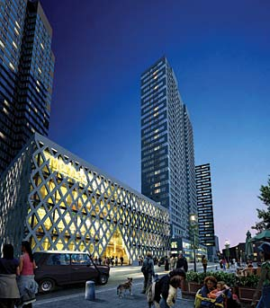 TEDA will offer a total of 6,000 residences.