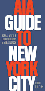 fifth edition of the AIA Guide to New York City, due out in April.