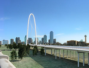 Calatrava-designed bridge