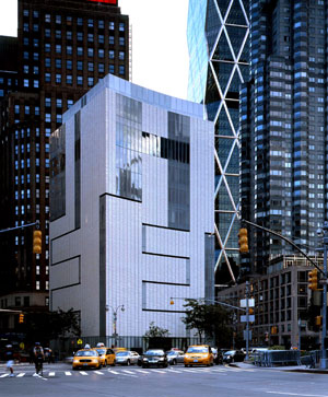 The Museum of Arts and Design at 2 Columbus Circle