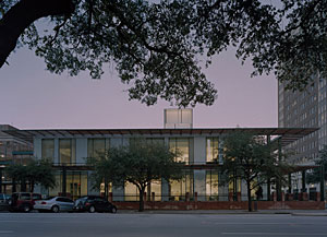 John S. Dunn Outreach Center at Christ Church Cathedral in Houston, Texas