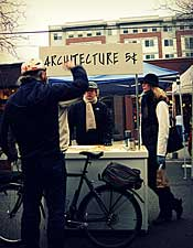 The Architect Is In: An Unemployed Designer Gets Creative