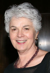 Playwright June Finfer
