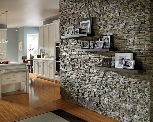 Incredible Stacked Stone Accent Wall 500 x 400 · 52 kB · jpeg