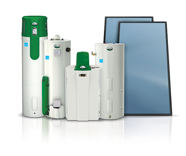 Residential Water Heater Family