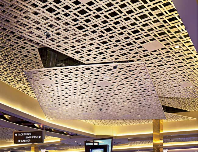 Product Focus: Ceilings