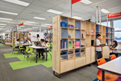 Designers and educators join forces to create a new classroom furniture system