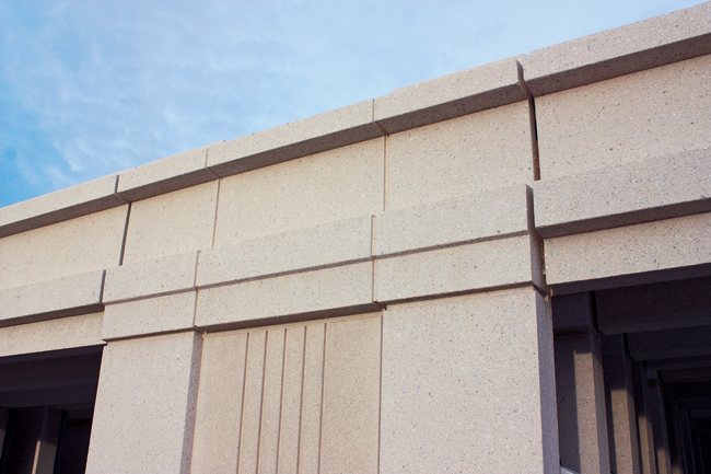 A precast-concrete cladding system, SlenderWall is now available with polyvinyl alcohol (PVA) fiber reinforcement. The PVA is dispersed throughout the concrete to form a molecular bond, resulting in i