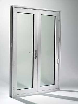 Aluminum Double Doors Exterior | Modern Furniture Design Blog