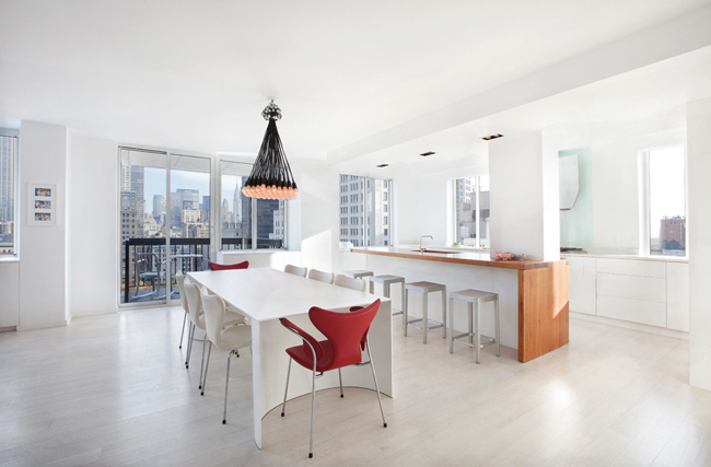 Kitchen And Bath Review Madison Square Apartment Architect David Bucovy A