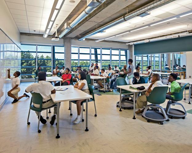 Interior Design Schools In Atlanta Ga Mesmerizing Charles R Drew
