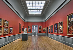 View a slideshow for Yale University Art Gallery Renovation and Expansion