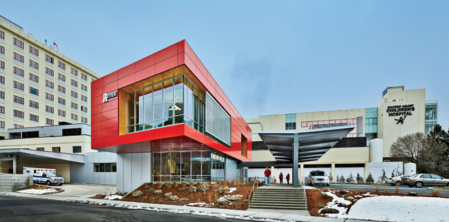 Pediatric Emergency Department Expansion Providence