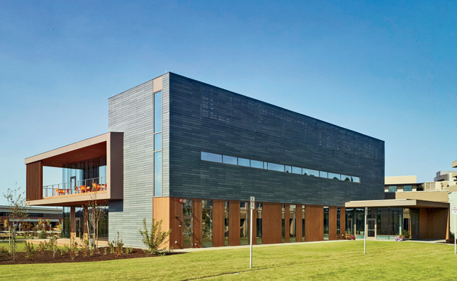 architectural case study cancer hospital Architecture trends including resilient hospitals, sustainability, and facility expansions are covered in depth by healthcare design magazine.