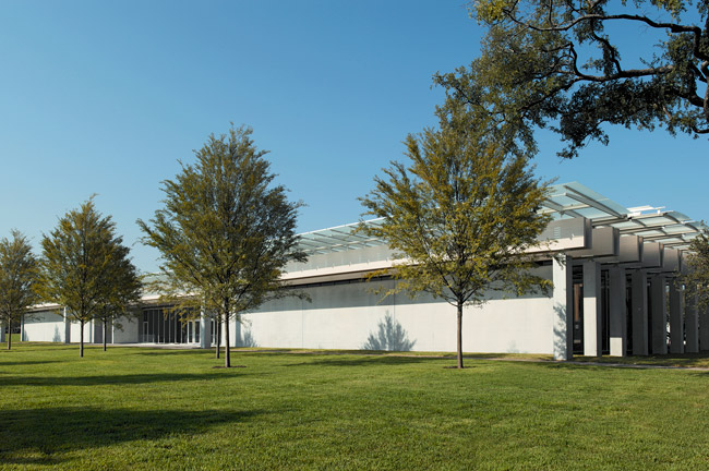 Kimbell Art Museum Addition