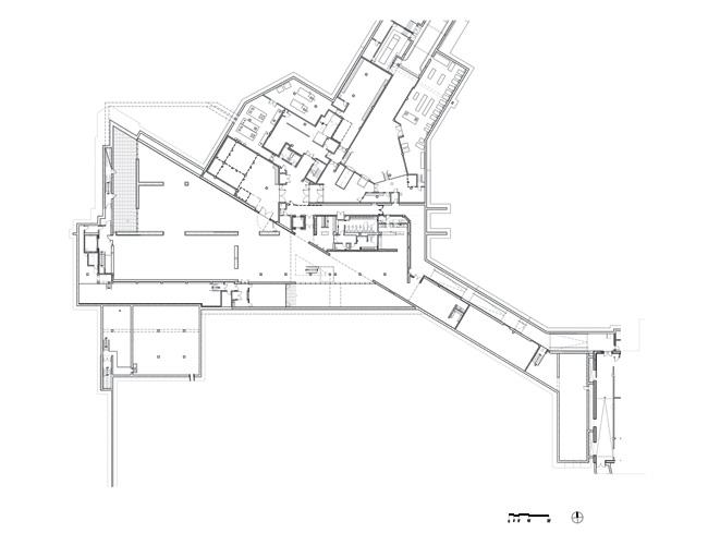 Visitor Center Clark Art Institute