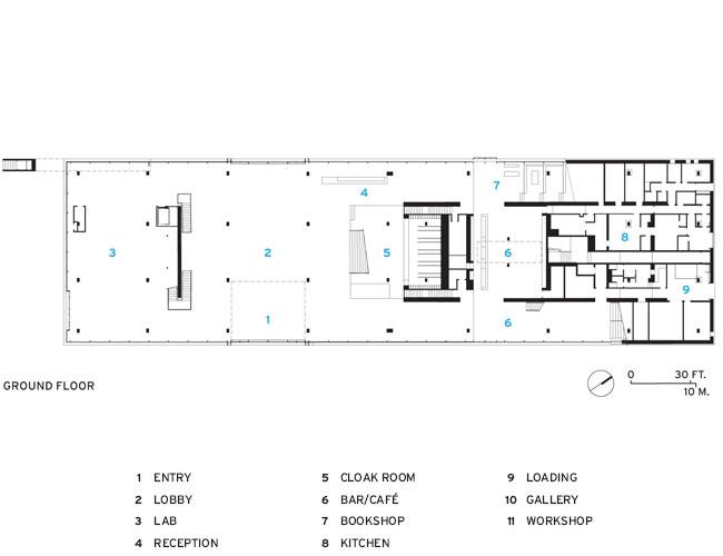 7530 Garage Museum Of Contemporary Art on Park Model Floor Plans