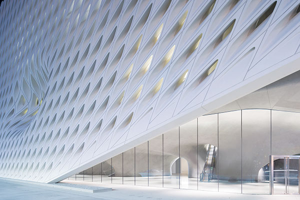 The Broad Museum By Diller Scofidio Renfro 2015 09 16