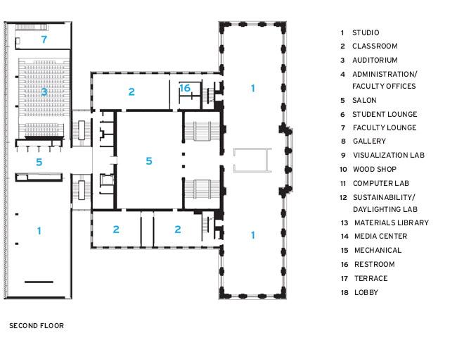 fay jones school of architecture 2013 11 15 architectural record