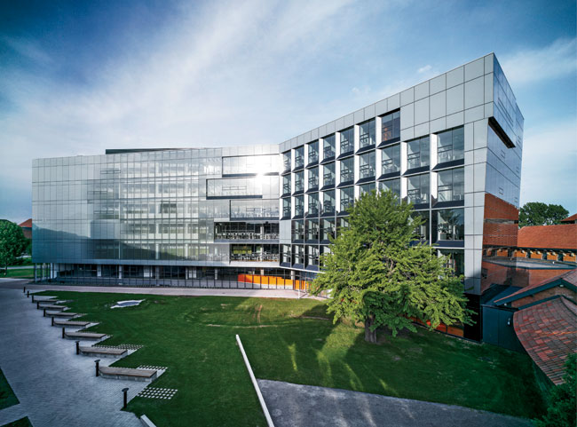 Anne-Marie Edward Science Building at John Abbott College | 2014 ...