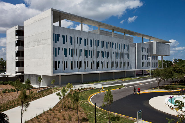 Miami Dade College Student Center And Classroom Complex 2014 11 15 Architectural Record