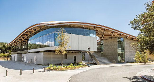 Pomona College Studio Art Hall 2015 11 15 Architectural Record