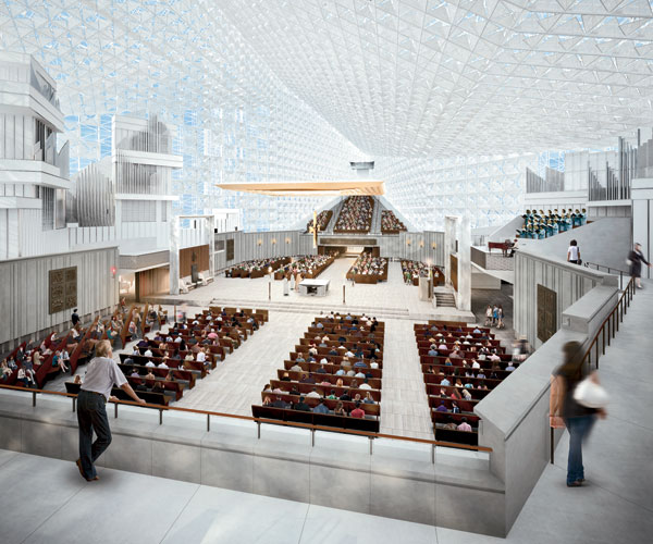 Crystal Cathedral Renovation