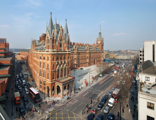 Renaissance St. Pancras London