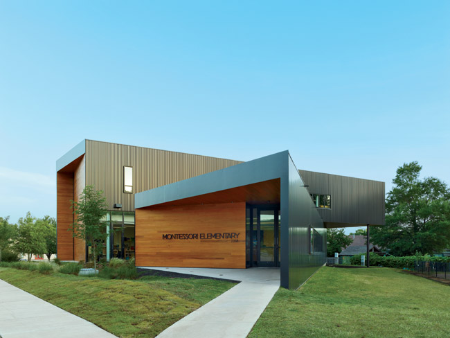 Cool School Building Design