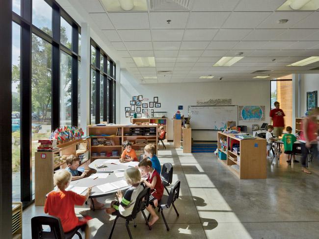 Fayetteville Montessori Elementary School 2014 01 16 Architectural Record