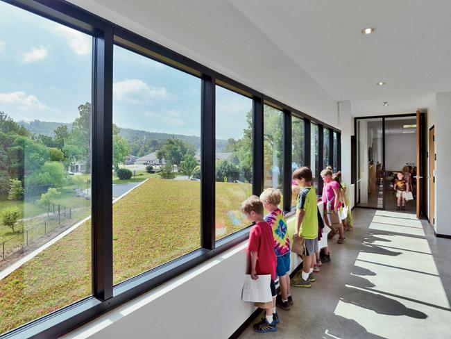 Architecture Elementary School fayetteville montessori elementary school | 2014-01-16