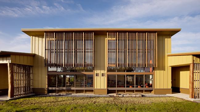 Kanu o ka ʻĀina Learning ʻOhana | 2014-01-16 | Architectural Record