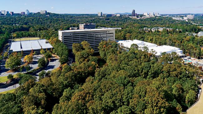 North Atlanta High School | 2014-01-16 | Architectural Record