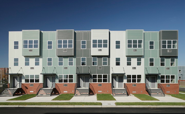 Nehemiah Spring Creek Housing By Alexander Gorlin Architects 2011