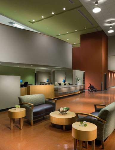 Blanchard Hall Outpatient Center: Roosevelt Warm Springs Institute for Rehabilitation