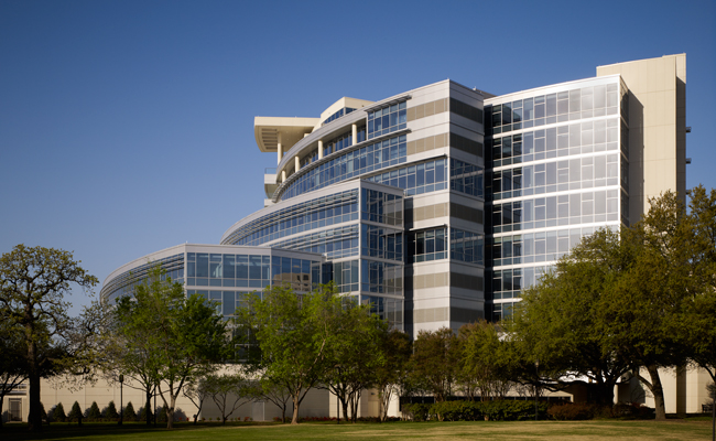 Baylor Outpatient Cancer Center by Perkins+Will