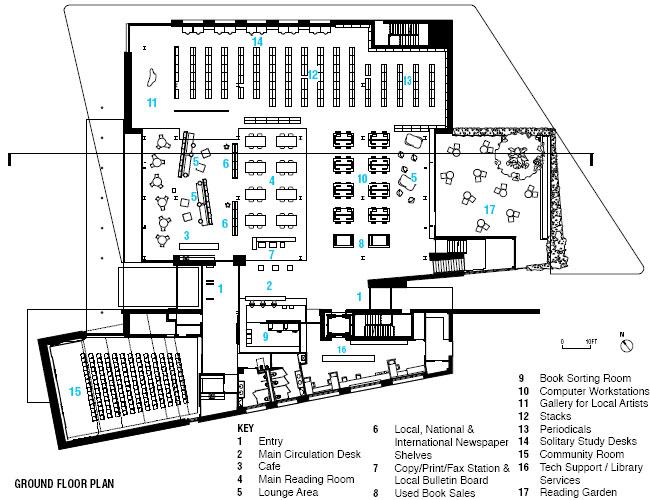 Plainsboro Public Library | 2011-03-16 | Architectural Record