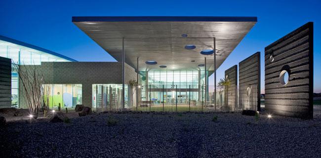 Sunrise Mountain Library 2011 03 16 Architectural Record